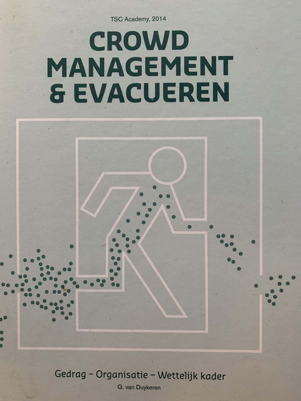 Crowd management evalueren evenementen