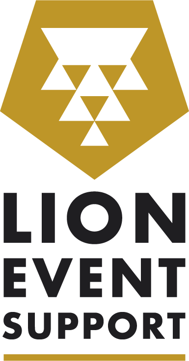 Logo Lion Event Support