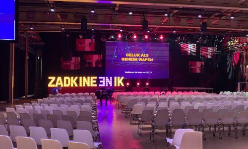 Zadkine en ik evenement corporate events